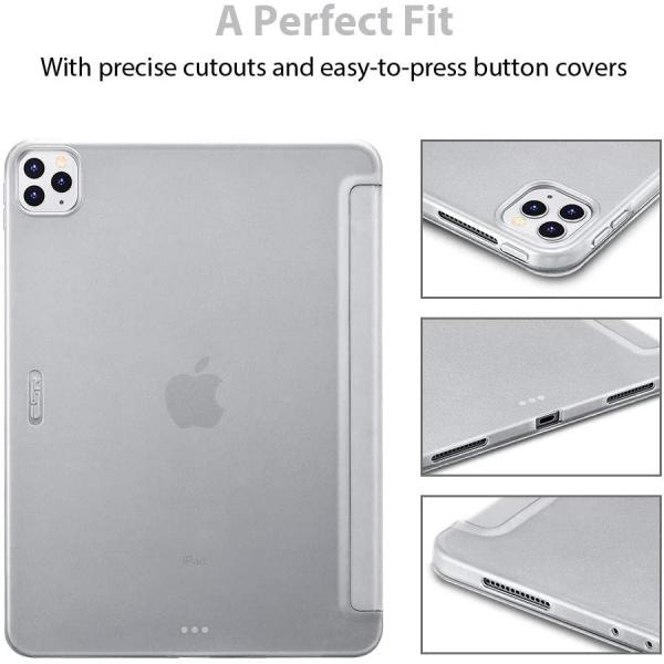 ESR iPad Pro Rebound İnce Kılıf (12.9 inç)(4. Nesil)-Grey