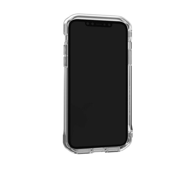 Element Case iPhone 11 Pro Max Rail Serisi Kılıf (MIL-STD-810G)-Clear