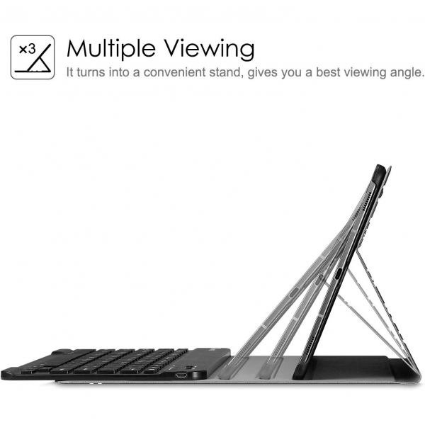 Fintie Samsung Galaxy Tab S6 Klavyeli Kılıf (10.5 inç)-Composition