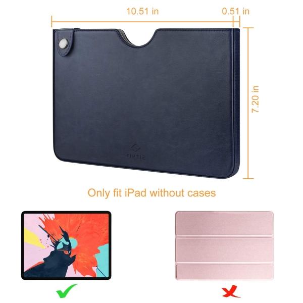 Fintie iPad Pro Sleeve Kılıf (11 inç)-Navy