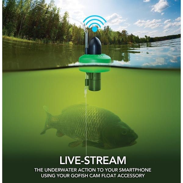 GoFish Kablosuz Sualtı Balık Kamerası