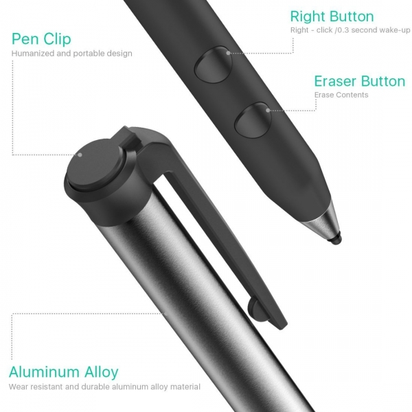 Heiyo Microsoft Surface Stylus Kalem
