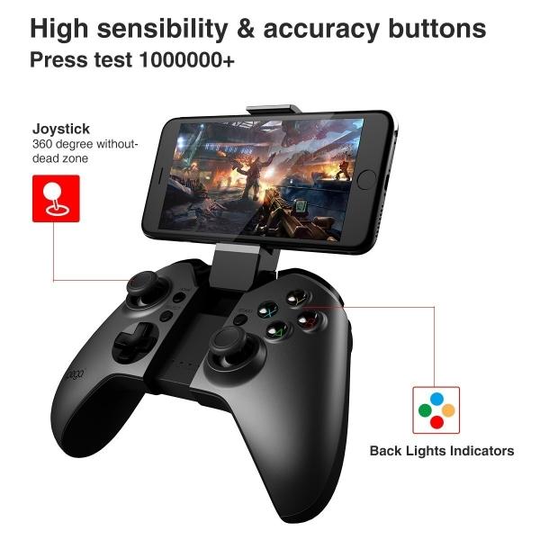 IPEGA 9062S Bluetooth Android Telefon Oyun Kumandası