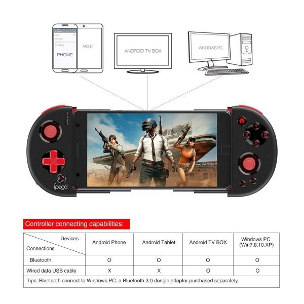 IPEGA PG9087 Bluetooth Oyun Kumandası