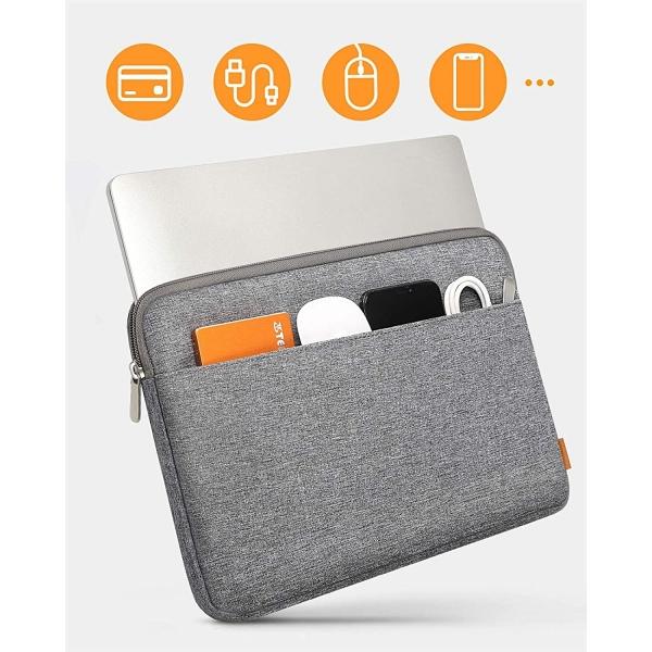 Inateck Laptop Çantası (12.3-13 inç)-Grey