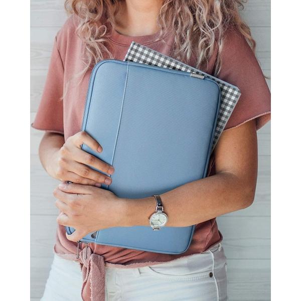 Inateck Laptop Çantası (13-13.3 inç)-Ice Blue
