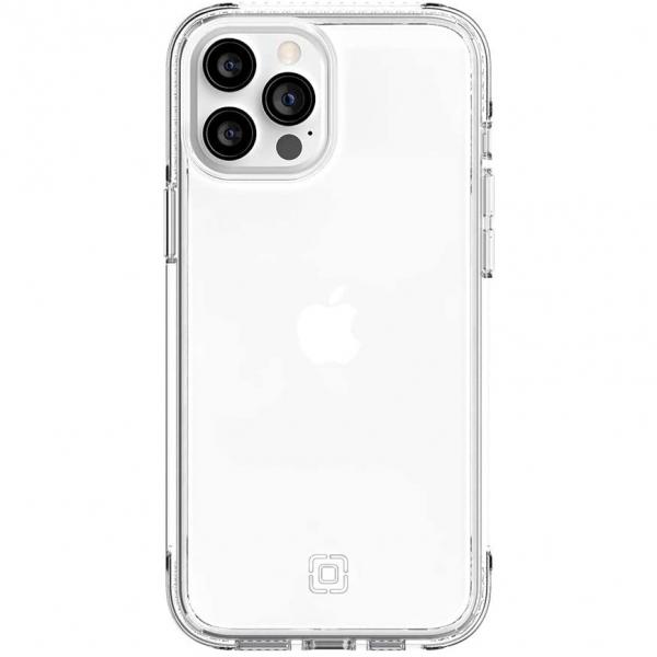 Incipio iPhone 12 Pro Max Grip Serisi Kılıf (MIL-STD-810G)-Clear