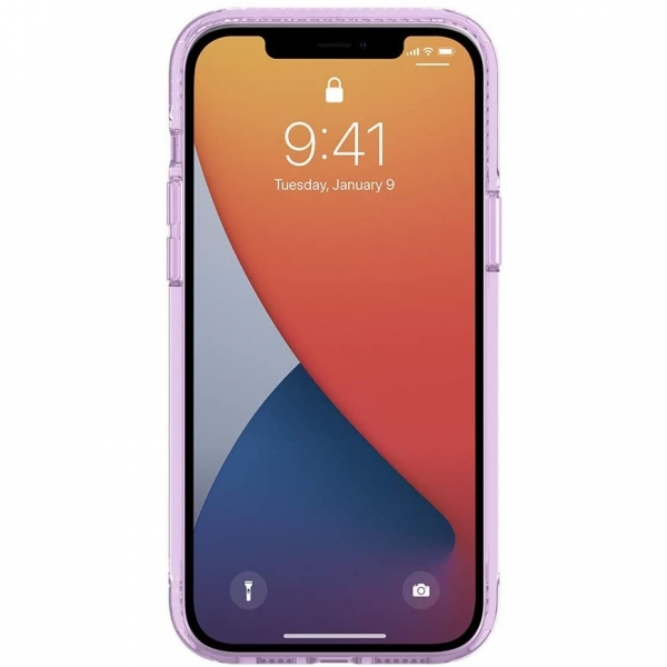 Incipio iPhone 12 Pro Max Grip Serisi Kılıf (MIL-STD-810G)-Purple
