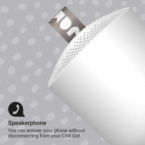 JAM Chill Out Bluetooth Hoparlör-Gray