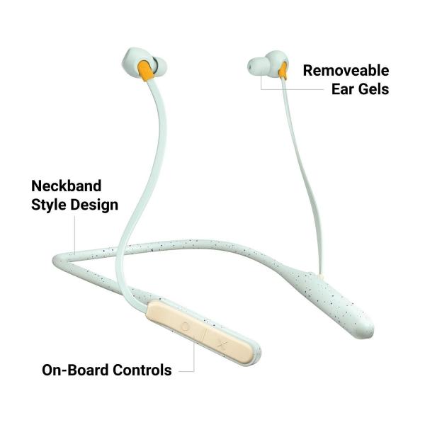 JAM Tune In Bluetooth Ense Tipi Kulaklık-Cream