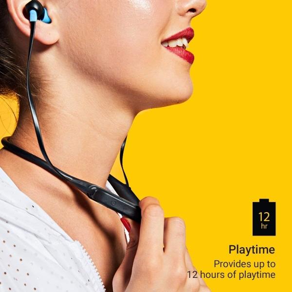 JAM Tune In Bluetooth Ense Tipi Kulaklık- Black
