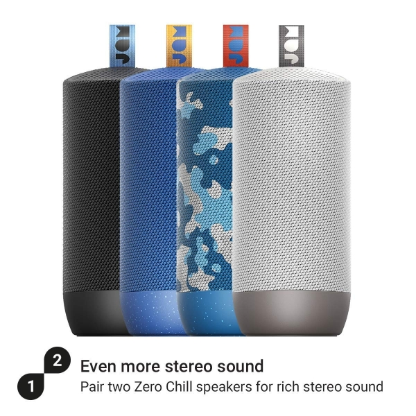 JAM Zero Chill Bluetooth Hoparlör-Blue