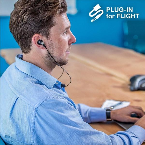 JLab Audio Epic Executive Wireless Ense Tipi Kulaklık-Grey