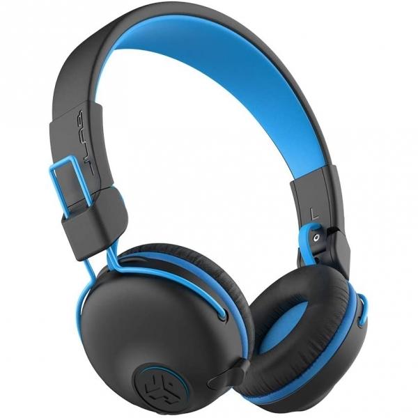 JLab Audio JBuddies Play Kablosuz Oyun Çocuk Kulaklığı-Mavi