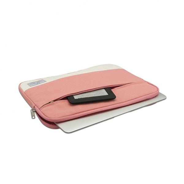 Johnny Urban Kanvas Laptop Çantası (15inç)-Pink