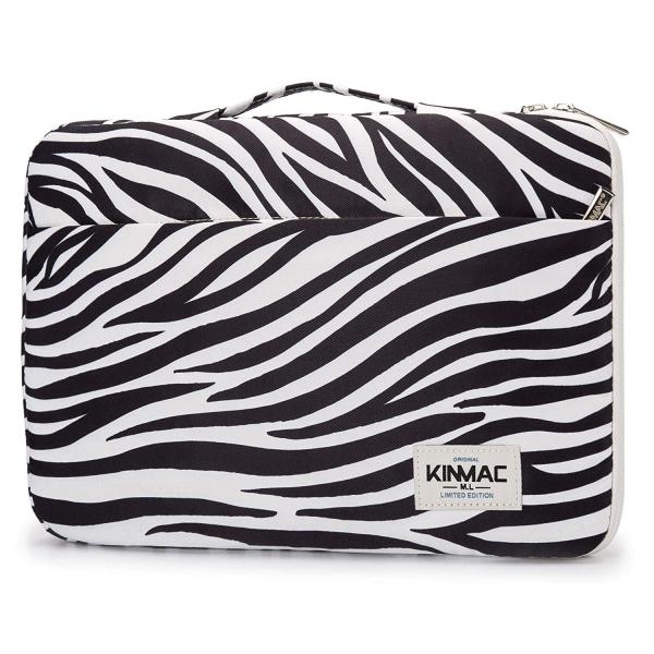Kinmac Laptop Çantası (13inç)-Zebras