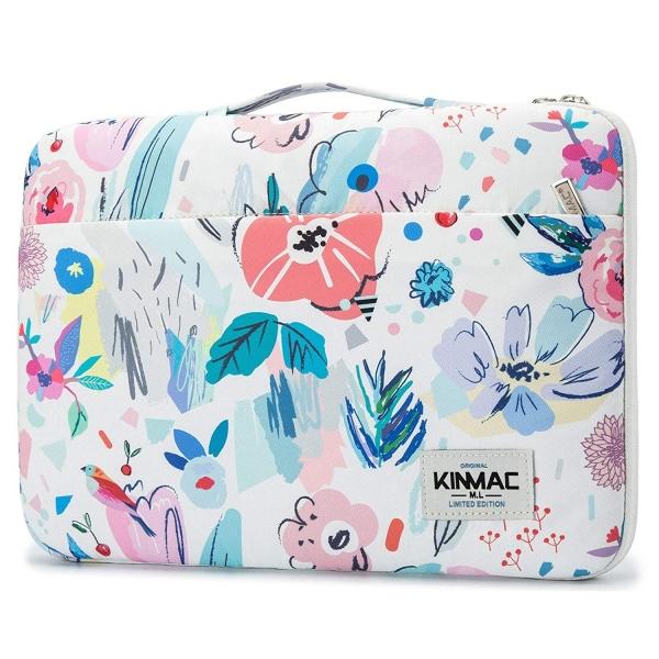 Kinmac Laptop Çantası (13inç)-Flowers