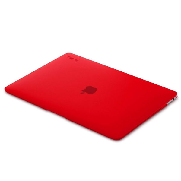 Kuzy MacBook Air Kılıf (13 inç) )(2018)-Red
