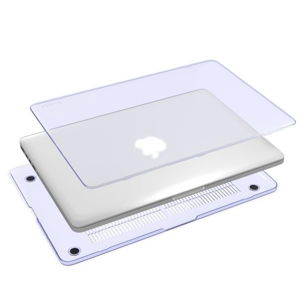 Kuzy Macbook Pro Şeffaf Kılıf (15.4 inç)