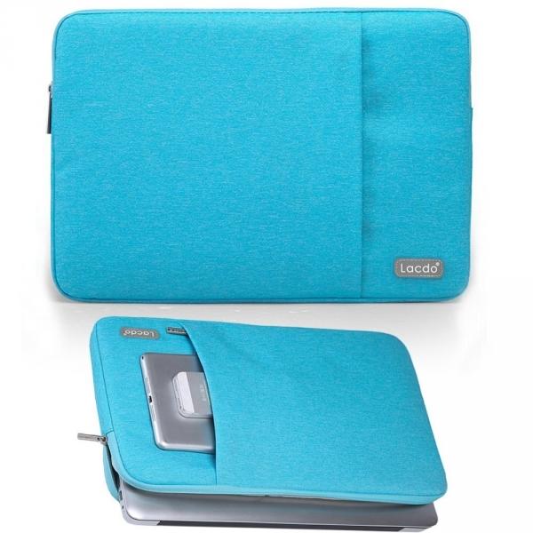 Lacdo MacBook Pro 11 inch Su Geçirmez Çanta-Blue
