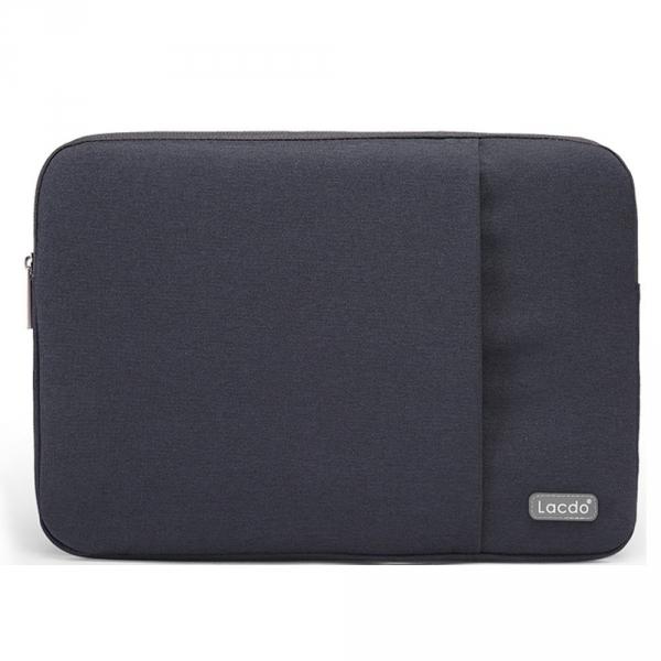 Lacdo MacBook Pro 15 inch Su Geçirmez Çanta-Black