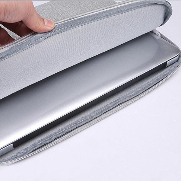 Lacdo MacBook Pro 15 inch Su Geçirmez Çanta-Pink