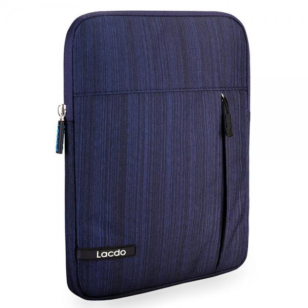 Lacdo iPad Pro Tablet Çantası (10.5 inç)-Blue