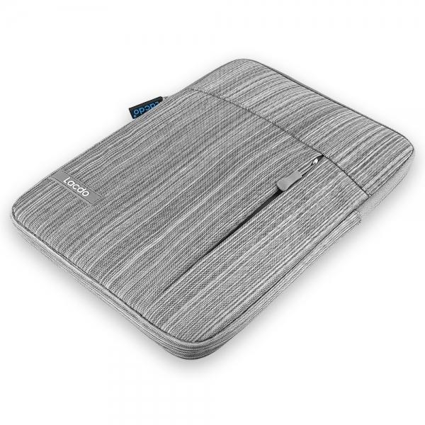 Lacdo iPad Pro Tablet Çantası (10.5 inç)- Gray