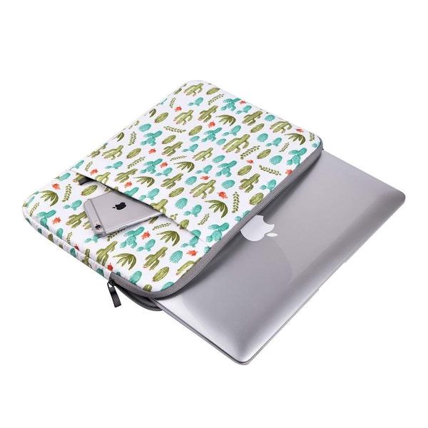 Lamyba MacBook Pro Laptop Sleeve (13 inç / Touch Bar)-Cactus