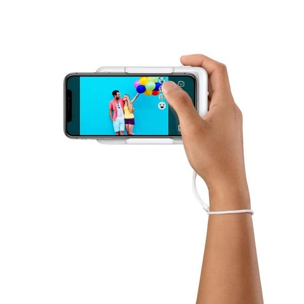Lifeprint 2x3 Taşınabilir Fotoğraf ve Video Yazıcı-White