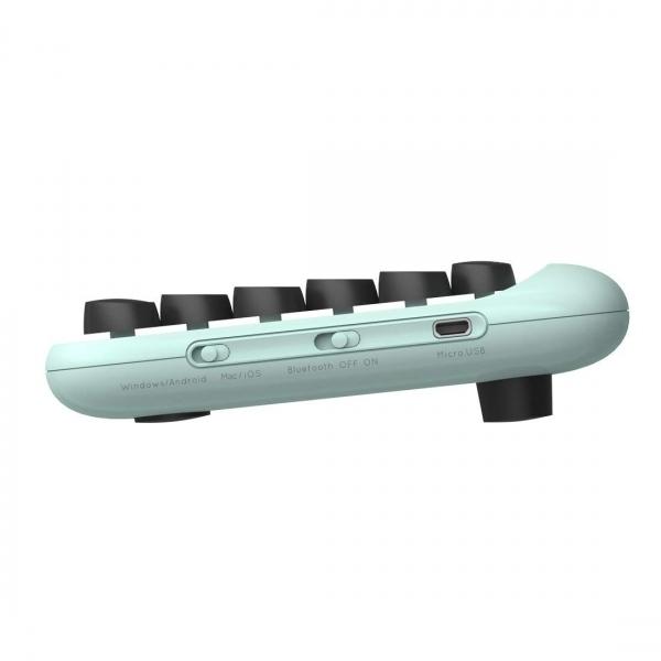 Lofree DOT Bluetooth Mekanik Klayve (Blue)