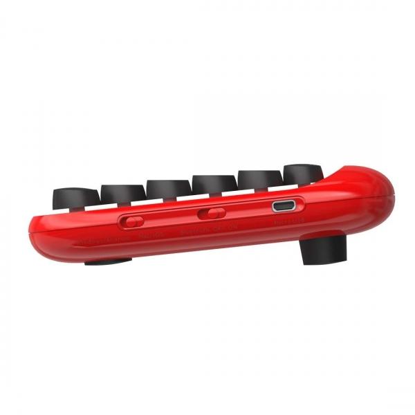 Lofree DOT Bluetooth Mekanik Klayve (Red)