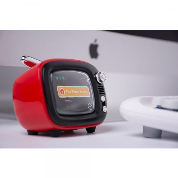 Lofree QTV Bluetooth Wireless Hoparlör-Red