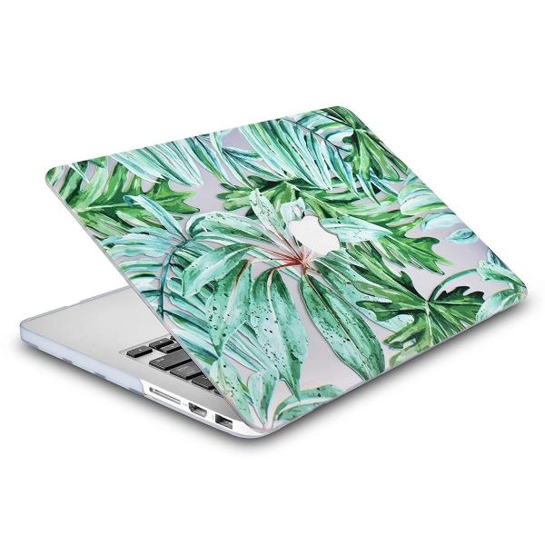 LuvCase Retina Ekran Macbook Air Kılıf (13 inç)(2018)-Rainforest