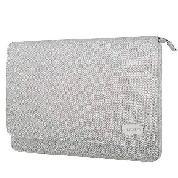 Mosiso Laptop Çantası (13-13.3inç)-Grey