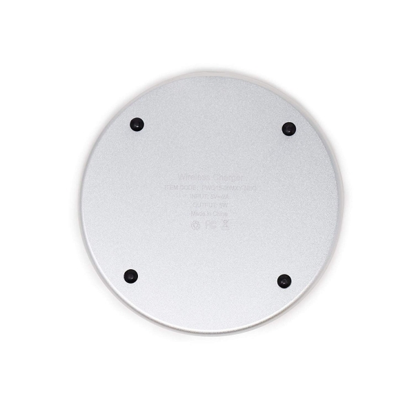 MOXYO Kablosuz Şarj Cihazı-Silver
