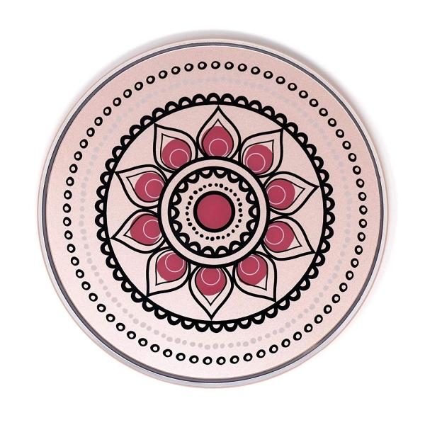 MOXYO Kablosuz Şarj Cihazı-Rose Gold