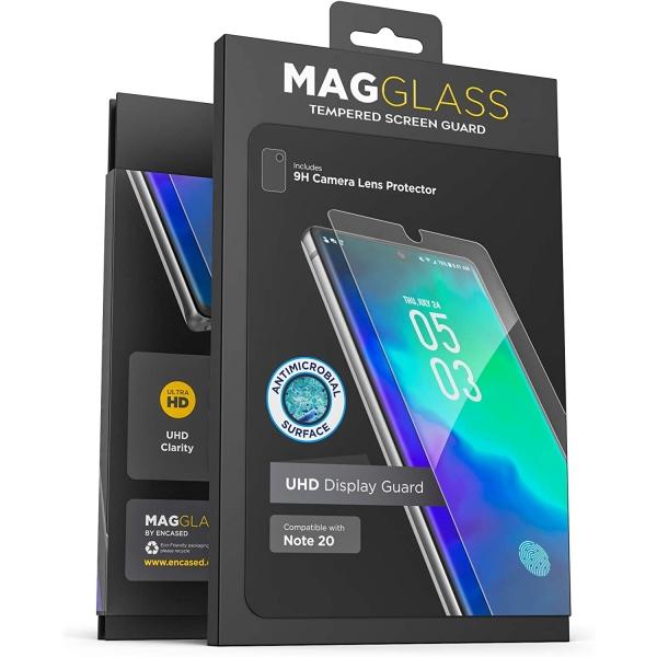 Magglass Galaxy Note 20 Temperli Cam Ekran Koruyucu
