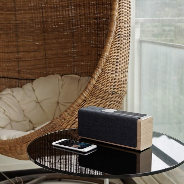 Mediasonic TEANA Sound Bluetooth Hoparlör-Blue