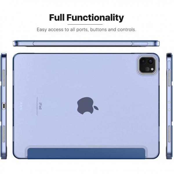 Moko iPad Pro Standlı Kılıf (11 inç)(2.Nesil)-Blue