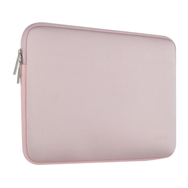 Mosiso Macbook 11 inç Su Geçirmez Çanta-Baby Pink