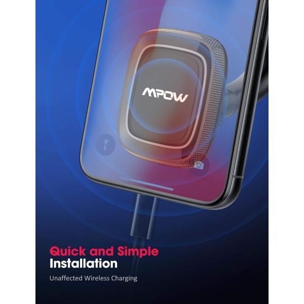 Mpow Araç İçin Telefon Tutucu