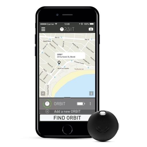 Orbit Kişisel Eşya/Telefon Bulucu-Black