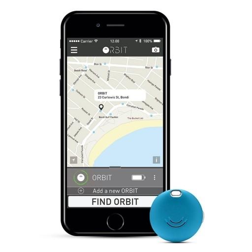 Orbit Kişisel Eşya/Telefon Bulucu-Azure