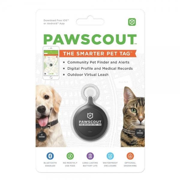 Pawscout  Akıllı Evcil Hayvan Takip Cihazı (Köpek)