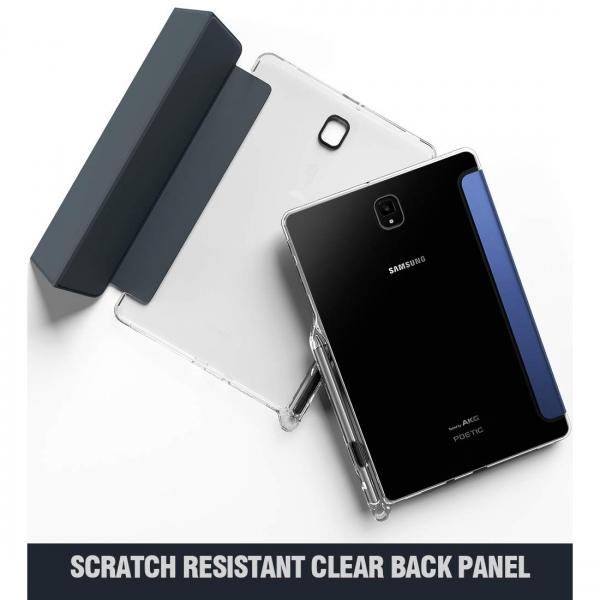 Poetic Galaxy Tab S4 Lumos X Silikon Kılıf (10.5 inç)-Navy Blue