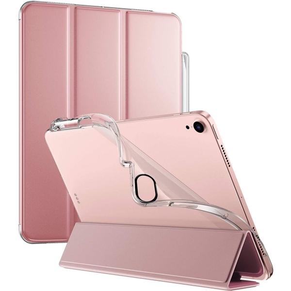 Poetic iPad Air 4 Lumos Serisi Kılıf (10.9 inç)-Rose Gold