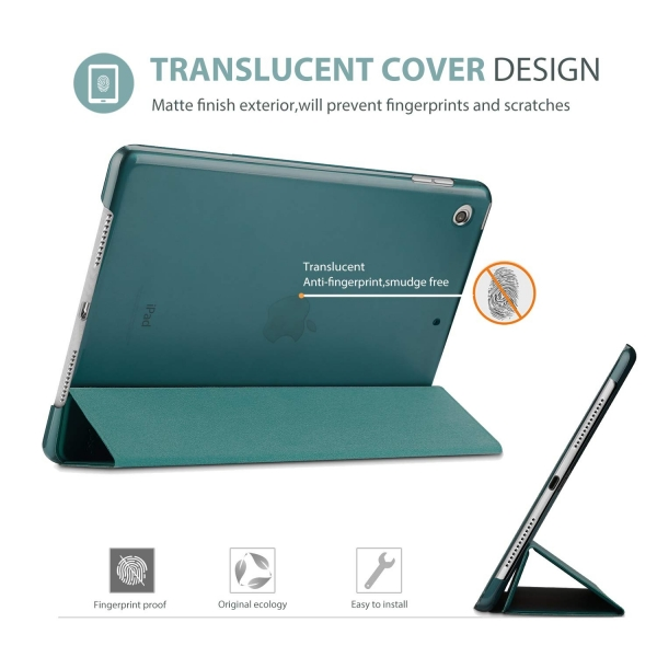 ProCase Apple iPad Kılıf (10.2 inç)(2019)-Emerald