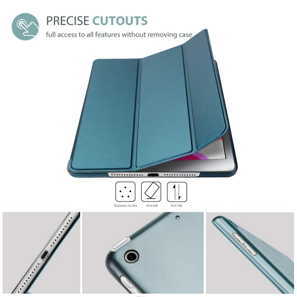 ProCase Apple iPad Kılıf (10.2 inç)(2019)-Teal