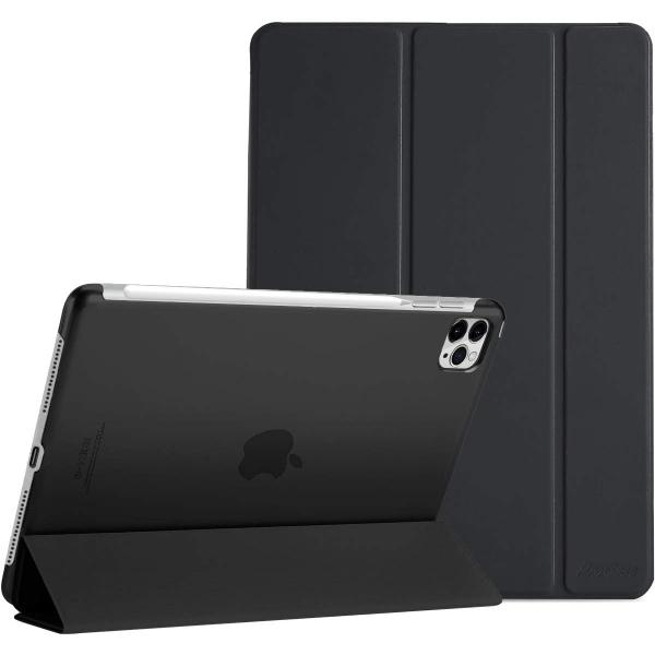 ProCase Apple iPad Pro Kılıf (12.9inç)(4.Nesil)-Black